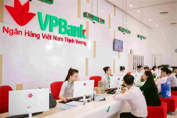Quầy giao dịch VPBANK