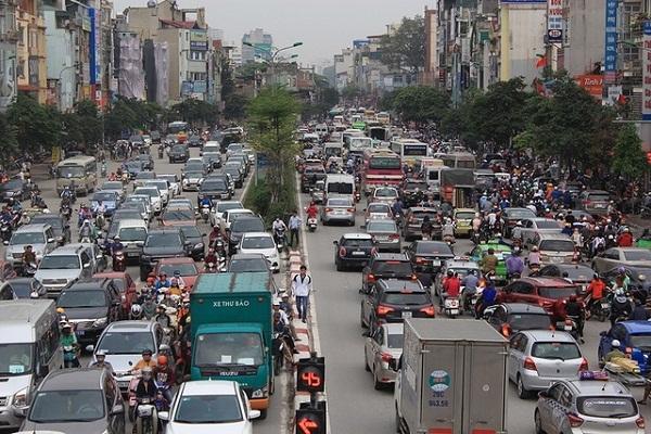 Hà Nội: Tăng cường bảo đảm trật tự, an toàn giao thông, chống ùn tắc giao thông