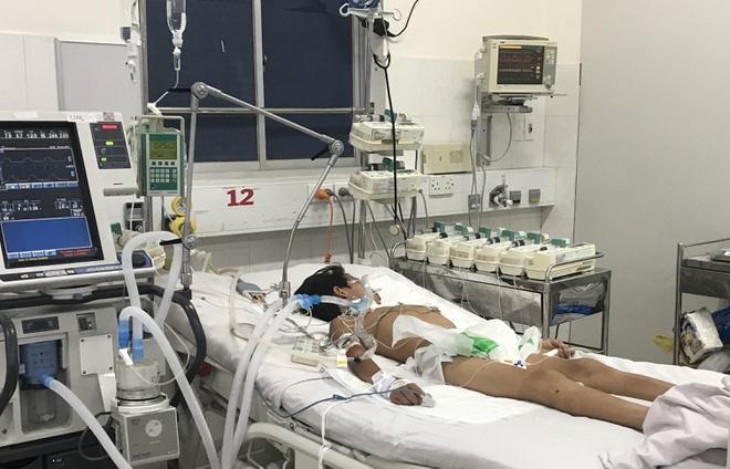 Bệnh nhi 13 tuổi mắc bạch hầu ác tính tử vong sau 17 ngày nhập viện. Ảnh: BSCC.