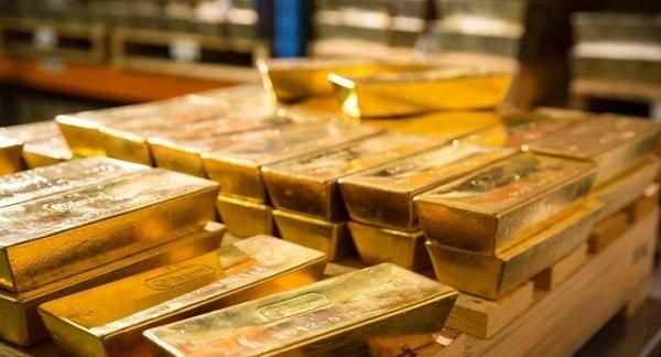 Vàng trong nước giảm, ngược chiều với vàng thế giới
