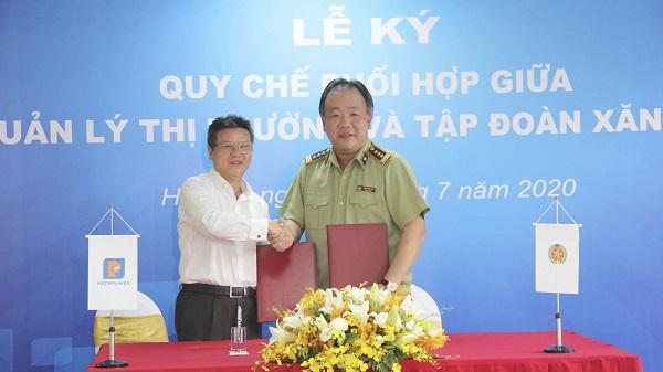 ông Trần Hữu Linh cho rằng, Tổng cục QLTT và Petrolimex ký quy chế phối hợp là thời điểm phù hợp
