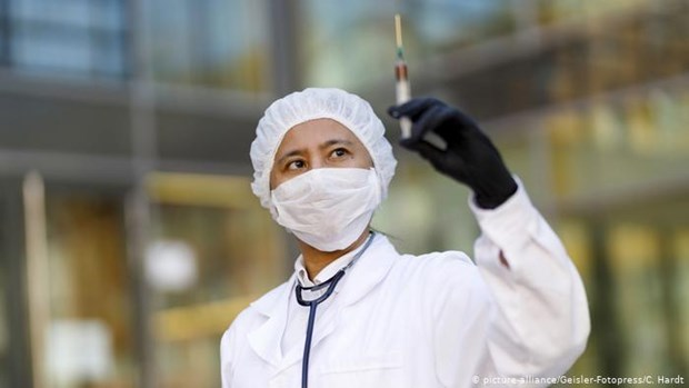 Kỳ vọng vaccine Covid-19 Đức thành công trong thử nghiệm lâm sàng
