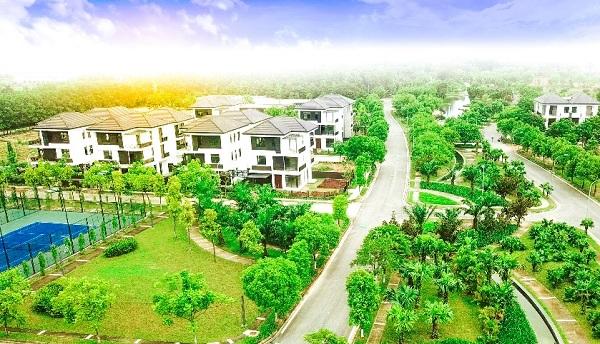 Ha Do Charm Villas- Ngôi sao xanh trên bầu trời phía Tây Hà Nội (Ảnh 1)