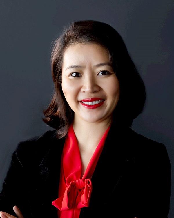 Bà Nguyễn Thị Vân Anh, Phó Tổng giám đốc thường trực Công ty VinFast