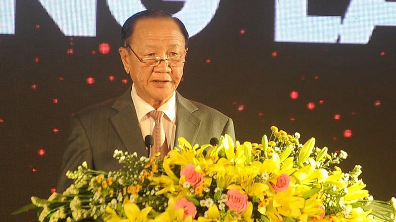 Ông Nguyễn Văn Minh, cựu chủ tịch HĐQT Tổng công ty Sản xuất - xuất nhập khẩu tỉnh Bình Dương (Tổng công ty 3-2)