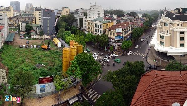 Hà Nội bổ sung danh mục 352 dự án thu hồi đất năm 2020, với diện tích là 1.359,73ha