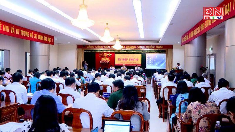 Khai mạc Kỳ họp thứ 16 HĐND tỉnh Đồng Nai khóa IX
