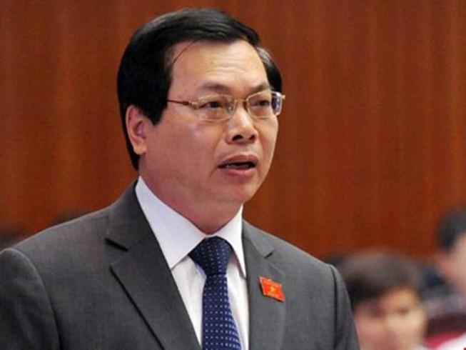 Khởi tố ông Vũ Huy Hoàng, cựu Bộ trưởng Công thương