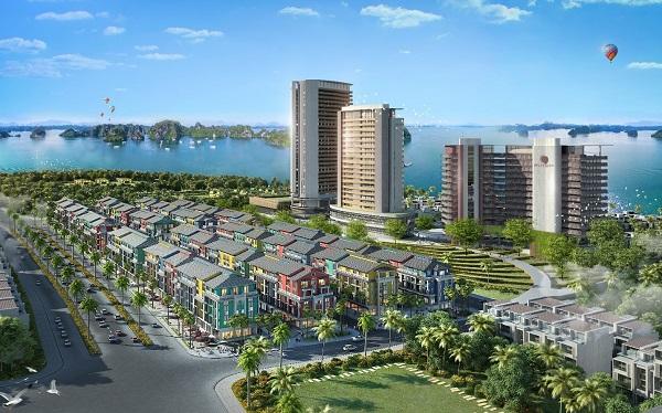 Sonasea Vân Đồn Harbor City - một trong những dự án trọng điểm năm 2020 của Tập đoàn CEO tại Vân Đồn, Quảng Ninh