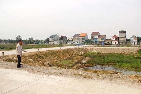 Nguồn thu từ tiền sử dụng đất đóng góp rất lớn vào nguồn ngân sách tỉnh Nghệ An 6 tháng đầu năm 2020