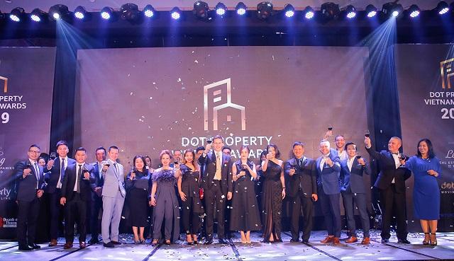 Dot Property Vietnam Awards 2019 đã thành công rực rỡ hứa hẹn cho một mùa trao giải năm 2020 thăng hoa