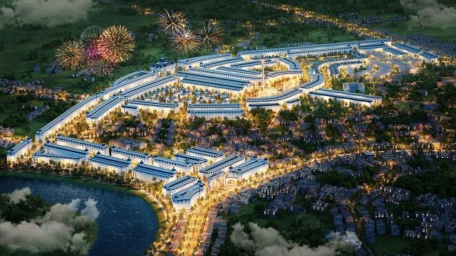 Dự án khu đô thị Danko City quy mô 50ha đậm chất Châu Âu tại Thái Nguyên