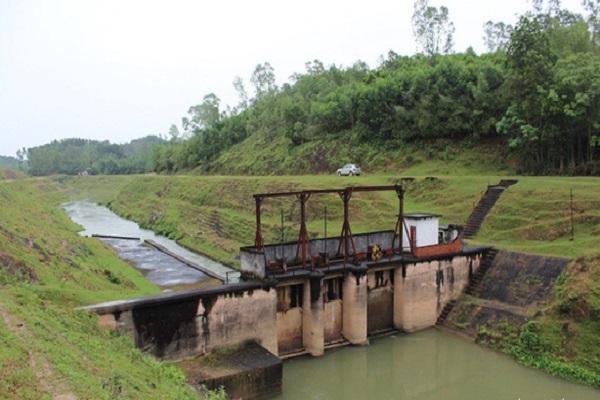 Cống Hiệp Hòa, huyện Đô Lương (Nghệ An) - nơi 98 chàng trai, cô gái đã nằm xuống và 132 người khác bị thương khi sửa chữa công trình thủy lợi vào năm 1978