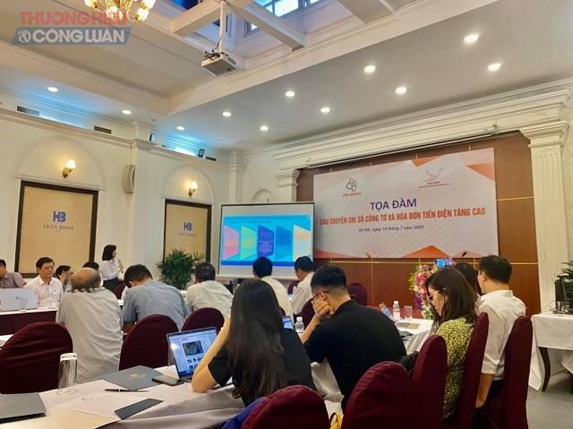 """Tọa đàm """"Câu chuyện chỉ số công tơ và hóa đơn tiền điện tăng cao"""" do Hội Truyền thông số Việt Nam tổ chức"""
