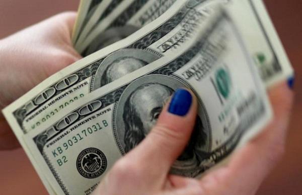 Đồng USD trên thế giới sụt giảm