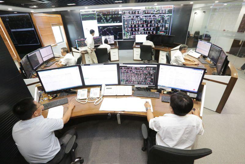 Trung tâm Điều độ Hệ thống điện TP Hồ Chí Minh