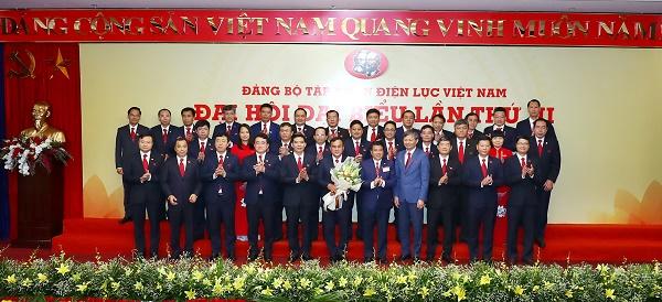 Đại hội đã sáng suốt lựa chọn, bầu ra Ban Chấp hành Đảng bộ EVN lần thứ III, nhiệm kỳ 2020 - 2025