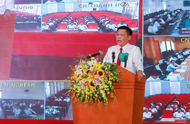 Các chi nhánh thảo luận tại Hội nghị
