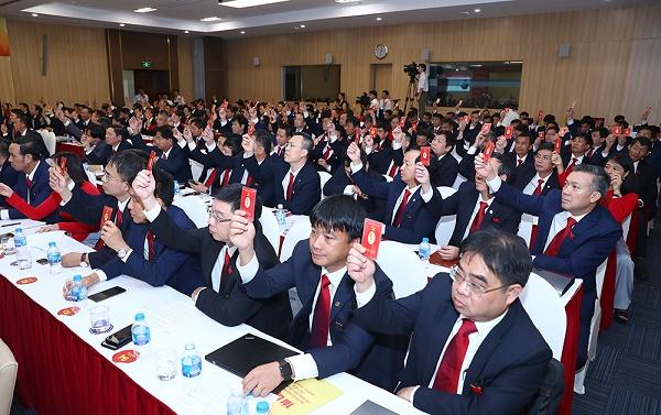 Đại hội đại biểu Đảng bộ Tập đoàn Điện lực Việt Nam (EVN) lần thứ III, nhiệm kỳ 2020-2025