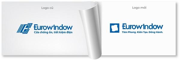 Eurowindow ra mắt bộ nhận diện thương hiệu mới.