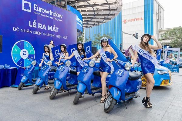 Dưới đây là một số hình ảnh tại buổi lễ ra mắt bộ nhận diện thương hiệu mới của Eurowindow: