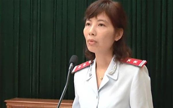 Nguyễn Thị Kim Anh được xác định là chủ mưu vụ án