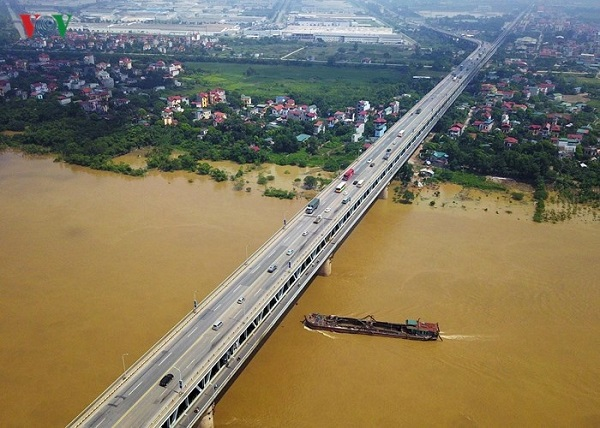 Chậm nhất đến cuối năm 2020 sẽ sửa xong mặt cầu Thăng Long