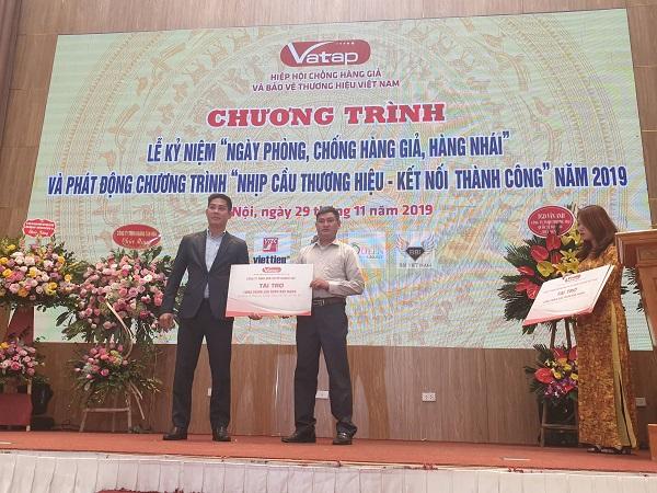 DN thành viên VATAP ủng hộ xây dựng cầu Khe Mạng (Yên Bái)