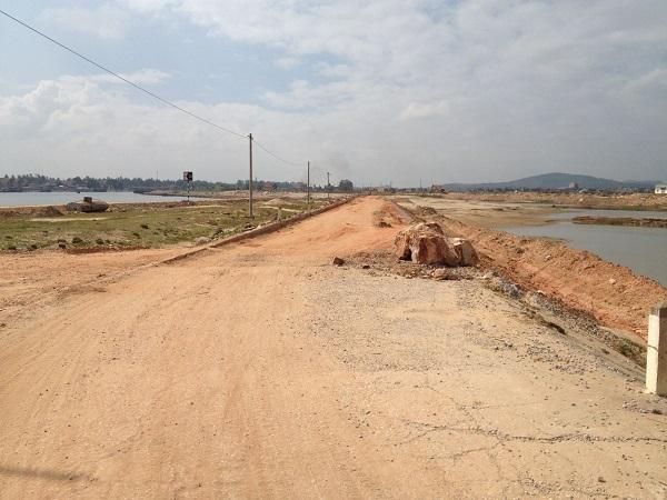 Gấp rút trong khâu giải phóng mặt bằng dự án cao tốc Bắc - Nam đoạn qua Nghệ An