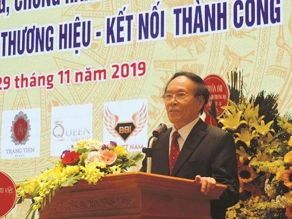 Chủ tịch Hiệp hội Vatap Lê Thế Bảo