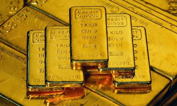 Giá vàng thế giới giao dịch quanh ngưỡng 1.846 USD/ounce, tăng 28 USD/ounce