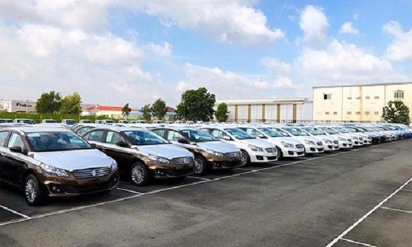 Việt Nam chỉ nhập khẩu hơn 1.900 ô tô trong nửa đầu tháng 7
