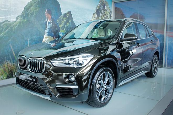 BMW X2 và X3 giảm giá kỷ lục