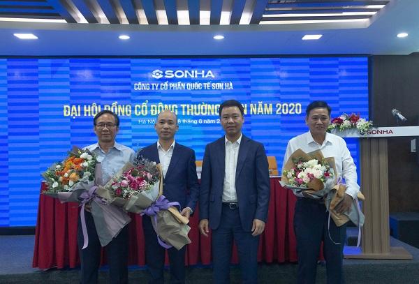 Đại hội cổ đông thường niên năm 2020 của Công ty cổ phần Quốc tế Sơn Hà