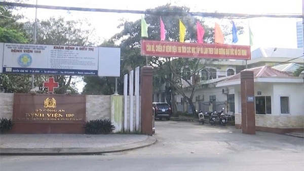 Bệnh viện 199 nơi tiếp nhận cách ly 5 người Trung Quốc nhập cảnh trái phép vào Đà Nẵng