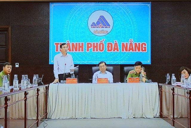 Ông Lê Trung Chinh - Phó Chủ tịch, kiêm Phó Trưởng ban Ban Chỉ đạo phòng chống dịch COVID-19 TP. Đà Nẵng