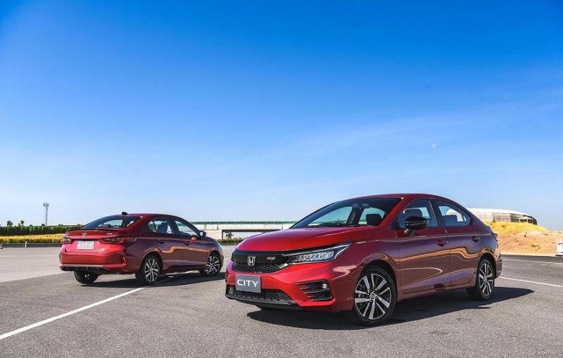Tính đến thời điểm hiện tại, Honda City 2020 mới được giới thiệu tại 2 thị trường là Thái Lan và Ấn Độ