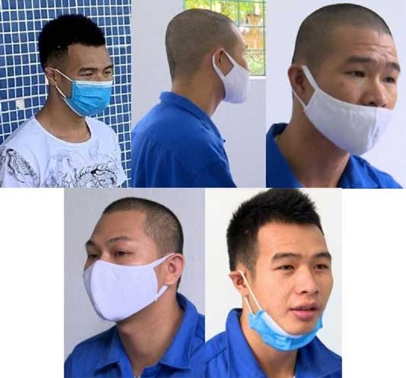 6 đối tượng bị khởi tố về tội danh