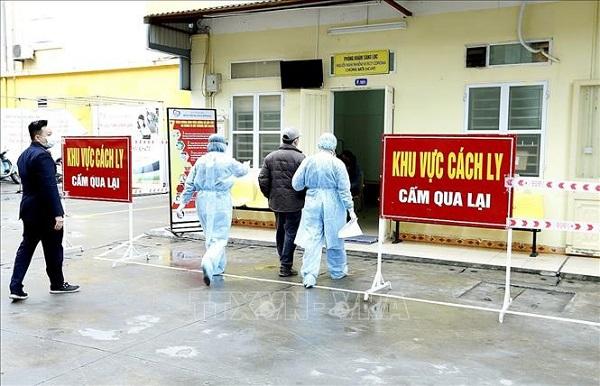 Trường hợp nghi mắc Covid-19 ở Hà Nội có kết quả âm tính