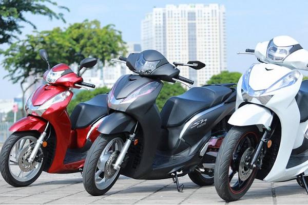 Giá xe Honda SH giảm giá mạnh