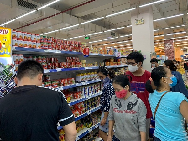 Hàng hóa dồi dào tại các kênh phân phối của Đà Nẵng