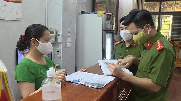 Công an tỉnh Phú Thọ rà soát người nhập cảnh
