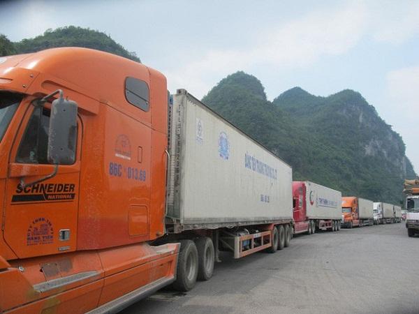 Chi cục Hải quan quốc tế Hữu Nghị (Lạng Sơn) tình hình xuất nhập khẩu khả quan
