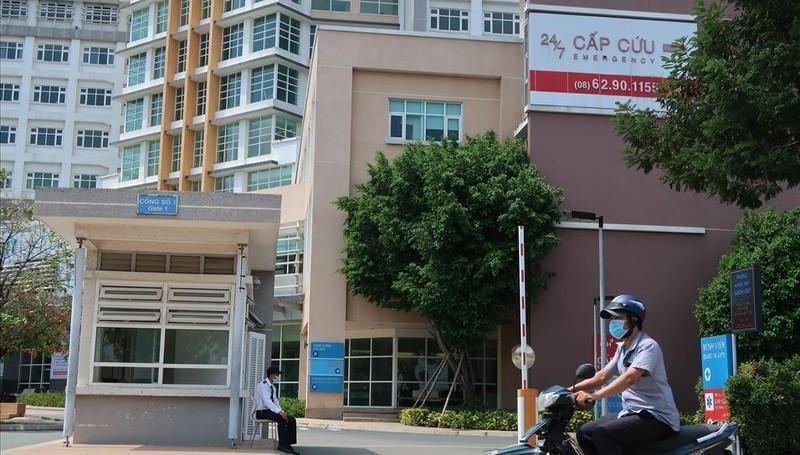 Bệnh viện Quốc tế City, nơi phát hiện vợ chồng người Mỹ nhiễm Covid-19