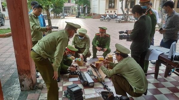 Cục Quản lý thi trường Bắc Giang: Đẩy mạnh công tác kiểm tra, kiểm soát thị trường hàng hóa