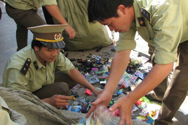 Khánh Hòa: Phát hiện 1.320 vụ hàng lậu, gian lận thương mại và hàng giả