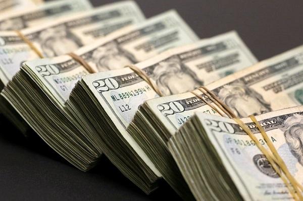 Đồng USD giảm mạnh, chạm đáy 2 năm