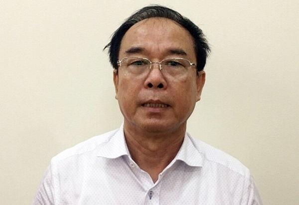 Ông Nguyễn Thành Tài, Cựu Phó chủ tịch TP.HCM (Ảnh: Bộ Công an)