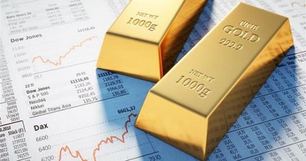 Vàng thế giới tiến sát ngưỡng 2.000 USD/ounce