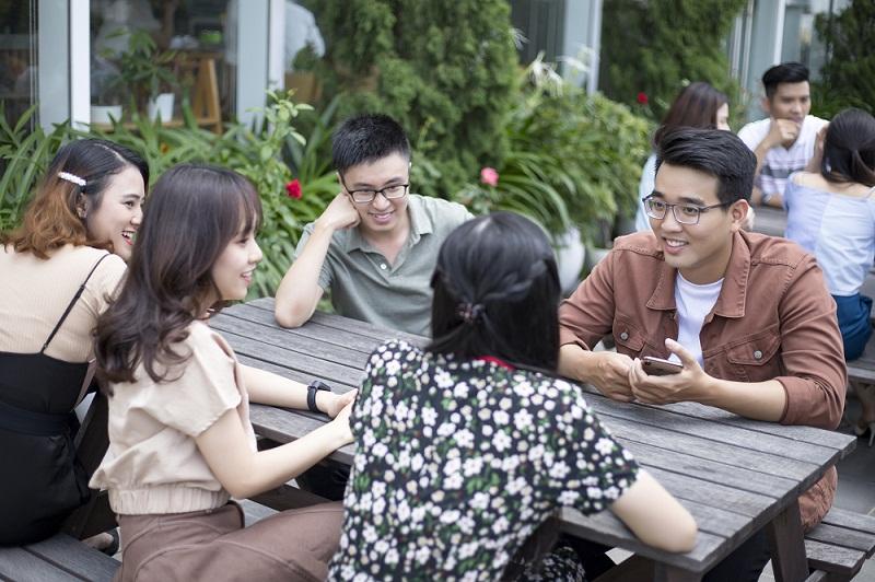 Gia nhập Vinamilk, các bạn Quản trị viên tập sự có cơ hội trải nghiệm trong môi trường làm việc chuyên nghiệp nhưng cũng rất trẻ trung, năng động.